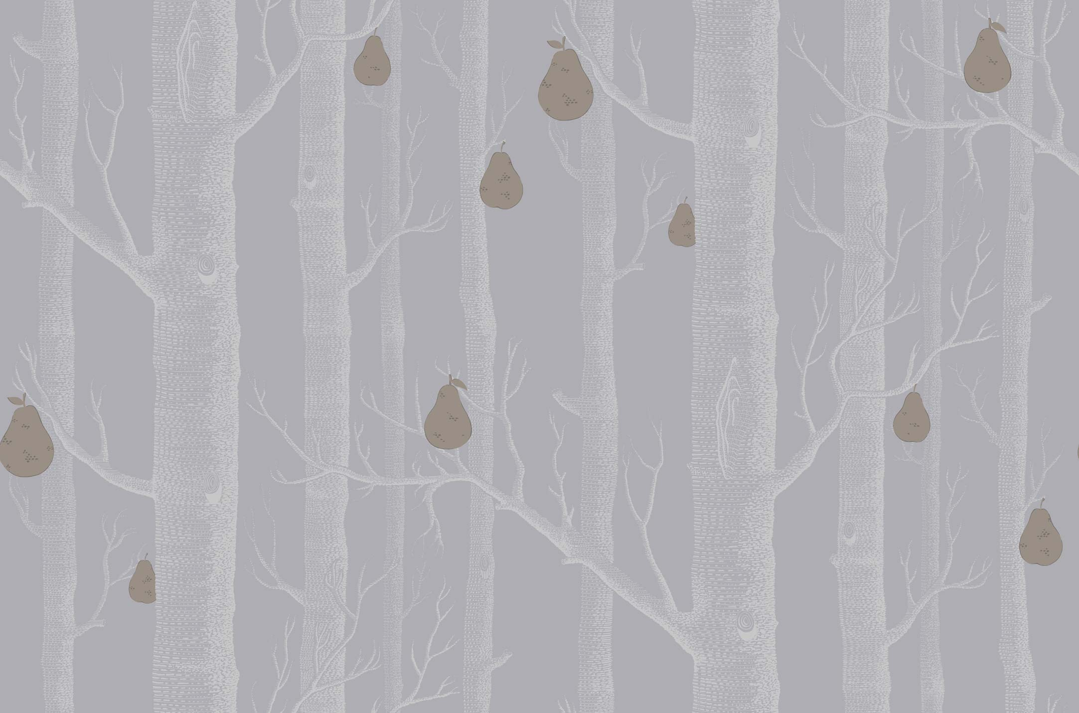 Cole & Son Woods and Pears Wallpaper 95 5030